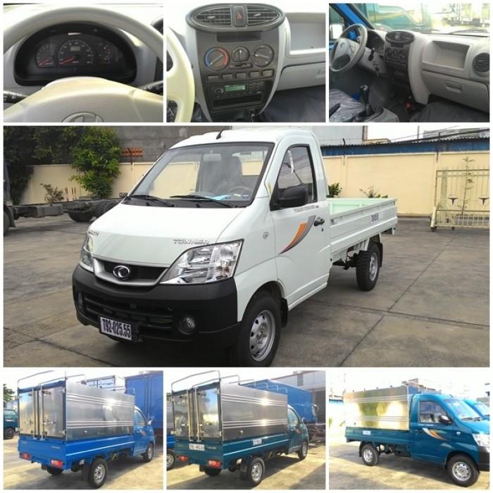Xe tải nhẹ máy xăng của Thaco Trường Hải