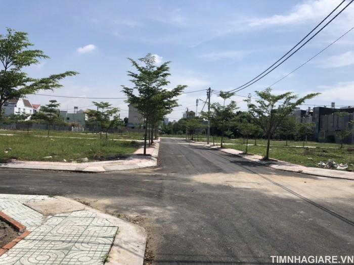 Bán đất đường Đào Tông Nguyên KDC Sài Gòn Mới KP 7 Thị Trấn Nhà Bè Tp Hồ Chí Minh. DT 4m x 12.5m