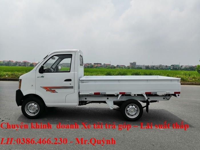 Bán Xe Tải DongBen 870 Kg Thùng Lững - Gía Rẻ