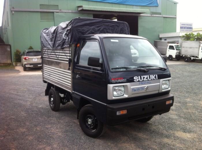 Suzuki Truck 550kg, siêu tiết kiệm tại Sài Gòn Ngôi Sao