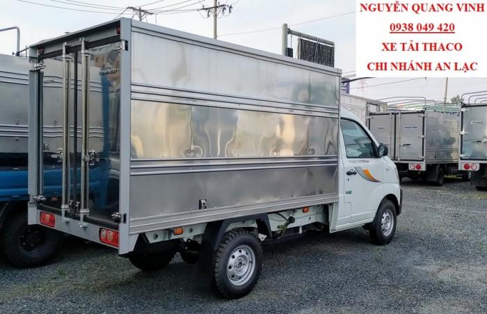 Xe Tải Towner990 - Thaco Trường Hải - Tải Trọng 1 Tấn - Euro4 mới nhất - Hổ Trợ Trả Góp