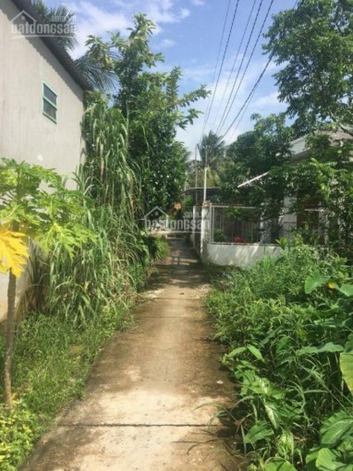 Bán nền hẻm 3 đường Nguyễn Việt Dũng, quận Cái Răng, TP Cần Thơ