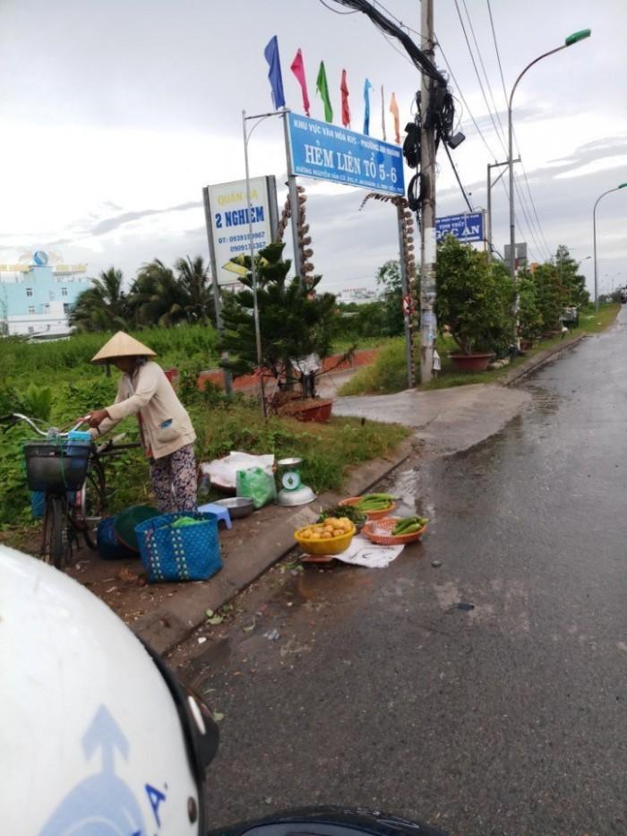Bán nền liên tổ 5-6, An Khánh, Ninh Kiều, TP. Cần Thơ, thích hợp xây nhà trọ