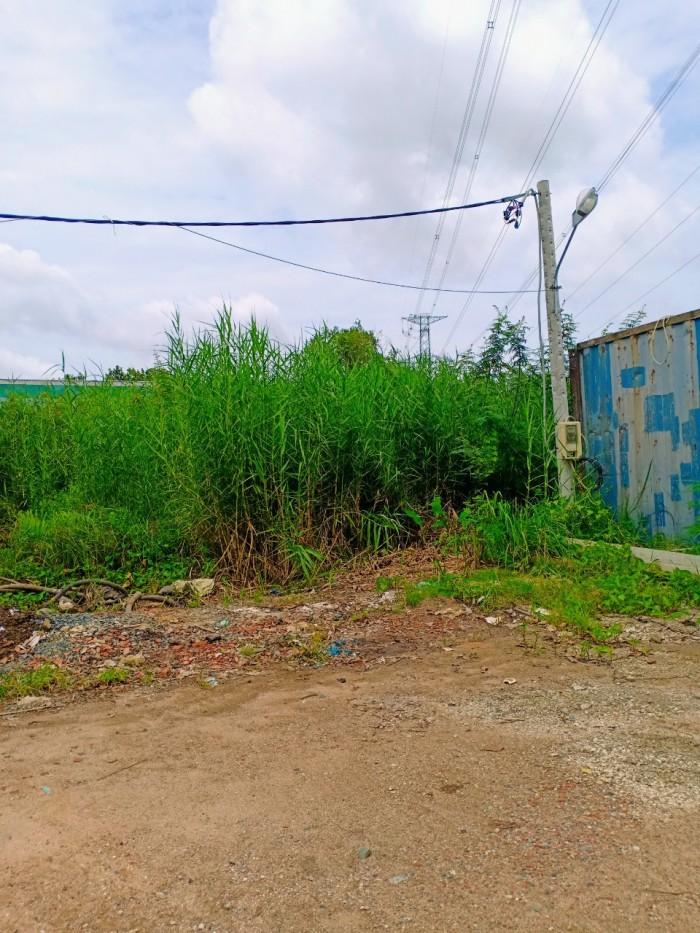Chính chủ bán đất diện tích: 101m2 mặt tiền hẻm Lê Văn Lương_Nhà Bè