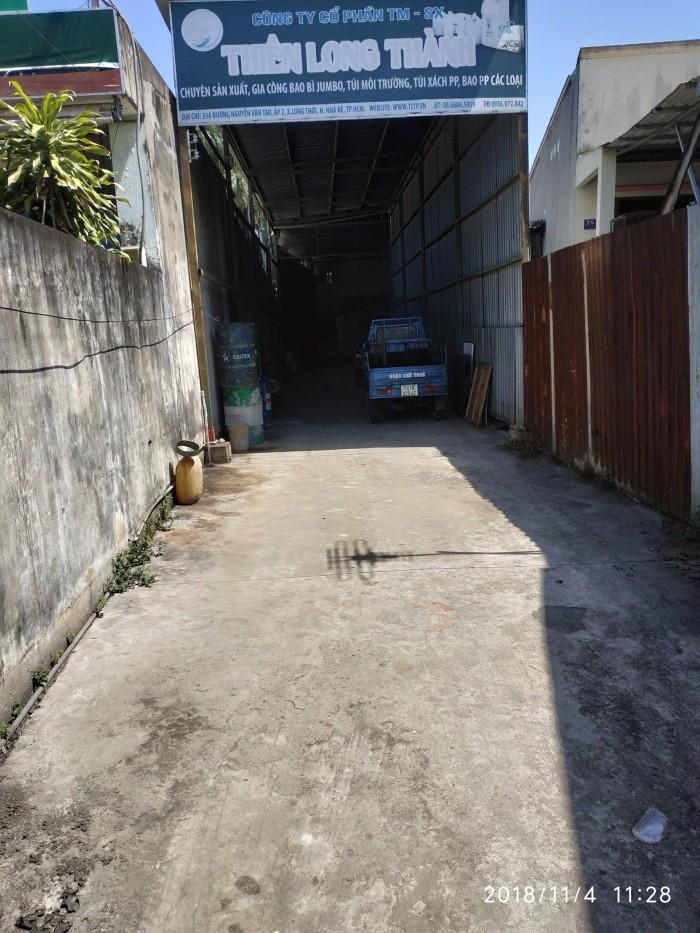 Cho thuê kho đường An Phú Tây, Bình Chánh, Diện tích1000m2