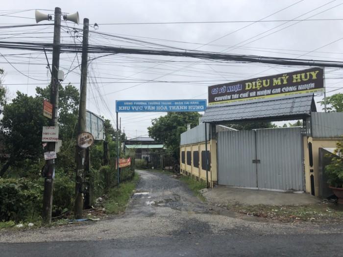 Đất nền giá rẻ phường Thường Thạnh, quận Cái Răng, TPCT