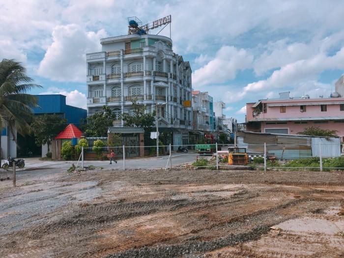 Đất nền đường Hồ Văn Long, Tân Tạo, Bình Tân
