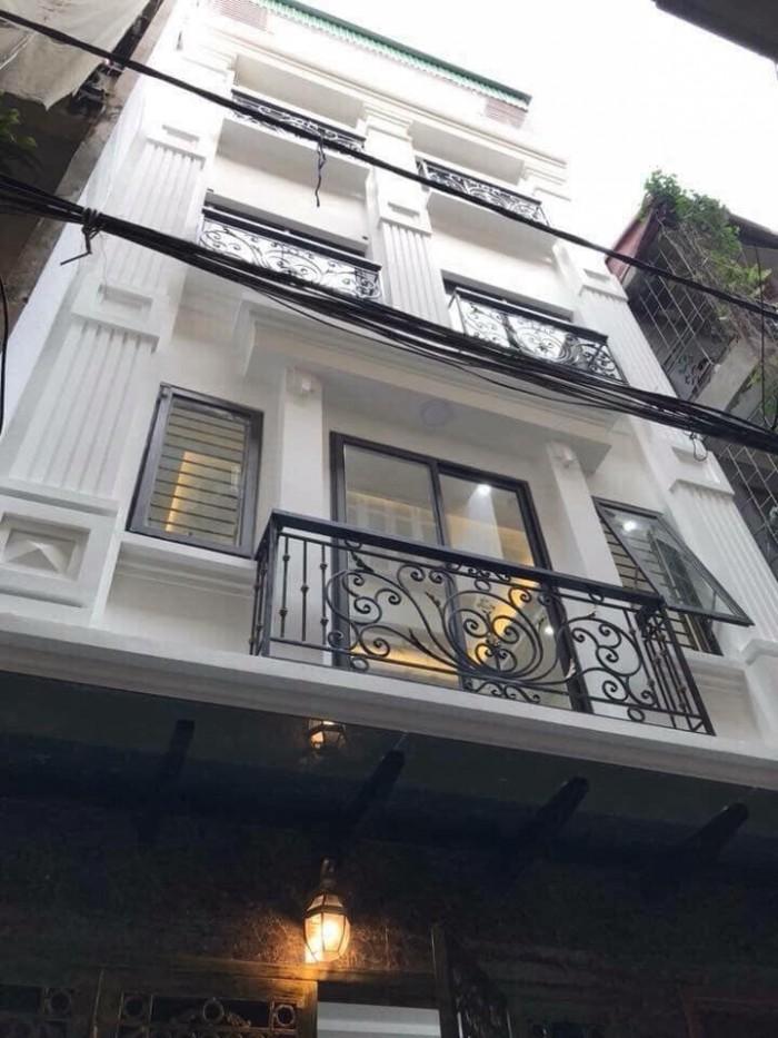 Bán nhà LK (55m2-5 tầng) sát tòa Victoria-Văn Phú (kinh doanh tốt) full nội thất