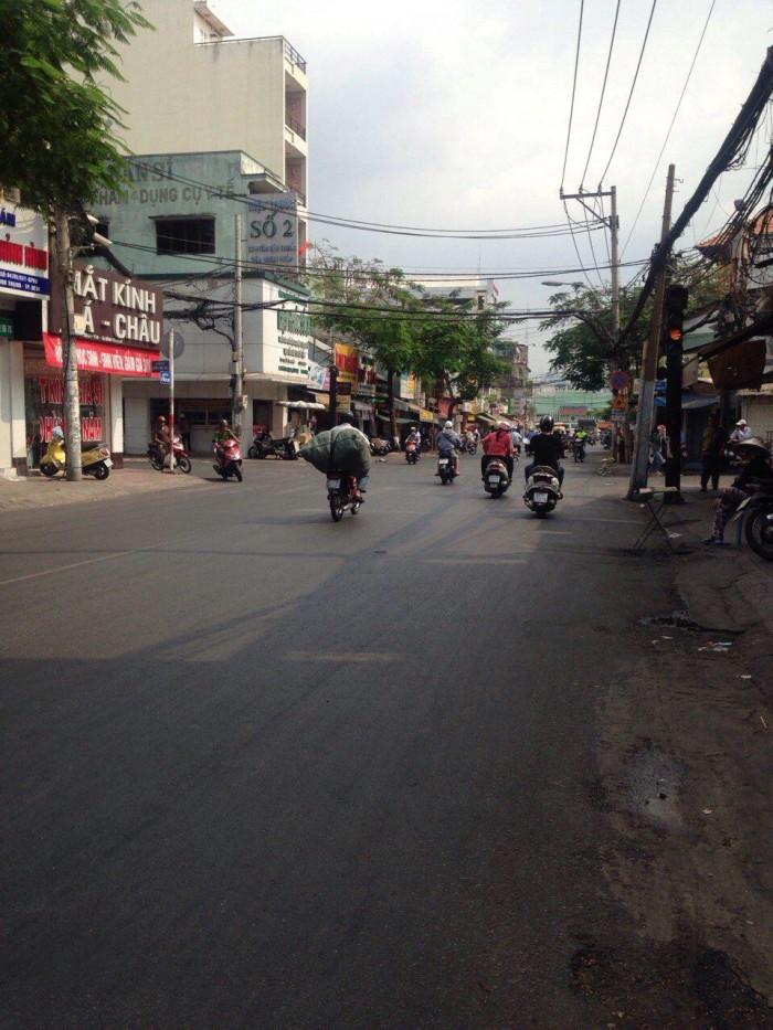 Mặt tiền Phan Văn Trị (Ngay Ngã 5 Bình Hòa), Bình Thạnh, 4.5mx18m, 2 tầng