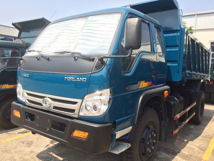 Bán xe ben 9 tấn THACO FD9000 đời 2017 giá tốt nhất tại Đồng Nai