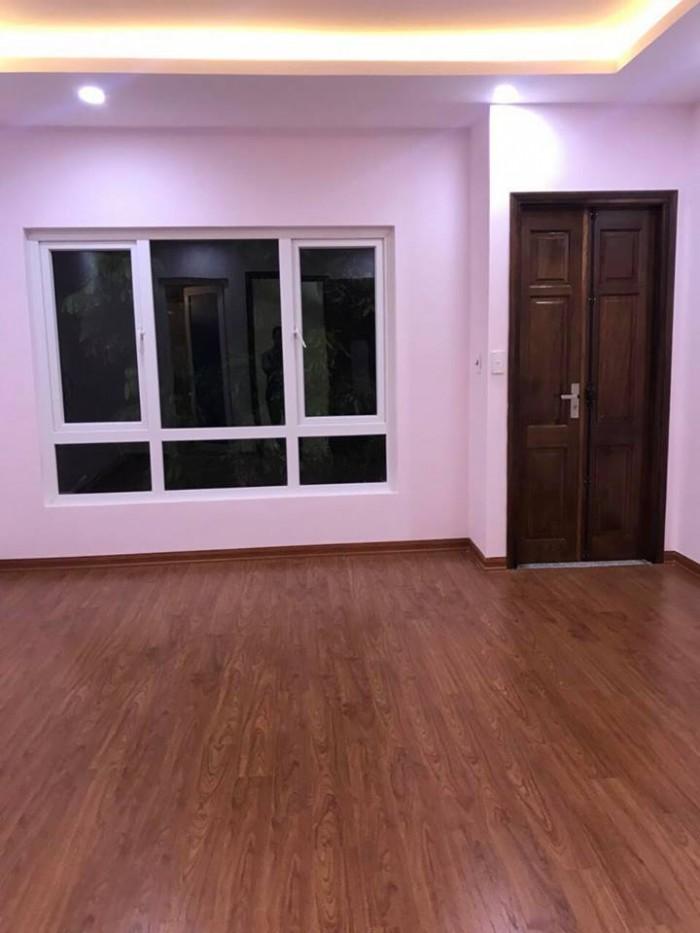 Nhà mới phân lô Dương Nội. HĐ. 35m2. 4 tầng. SĐCC