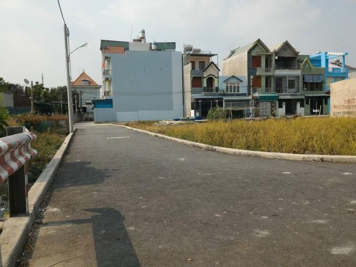 Đất  MT  Nguyễn Thị Tú 790tr/nền, xây ngay, thổ cư chính chủ, SHR