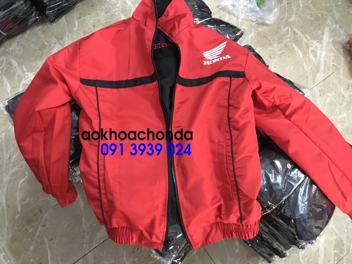 Áo khoác Honda, áo khoác Yamaha, áo khoác đồng phục giá rẻ6