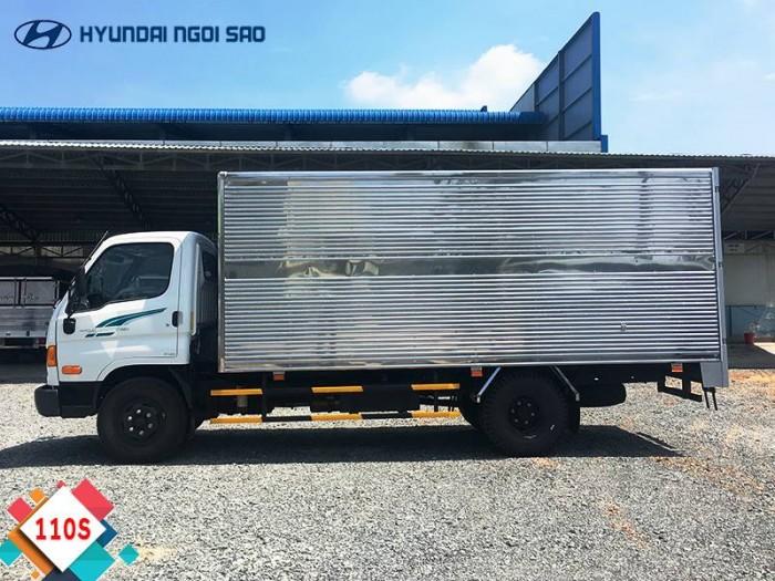 Hyundai 7 Tấn New Mighty 2018 110s Mới Nhất Và Rẻ Nhất
