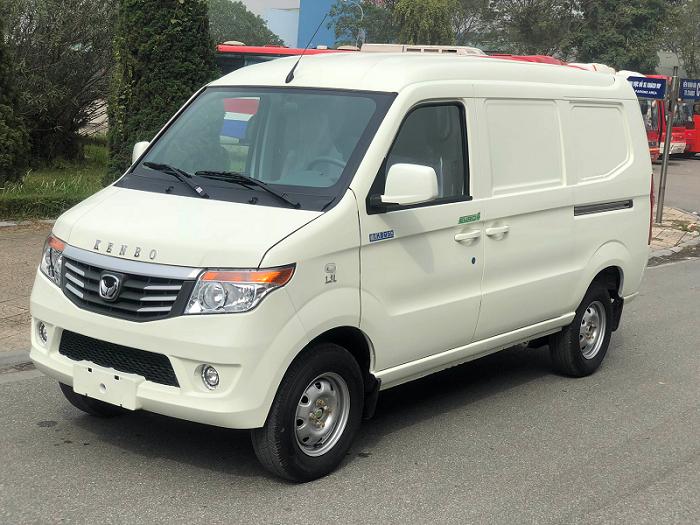 Xe tải Van Kenbo 950kg là mẫu xe tải thế hệ mới nhất 0