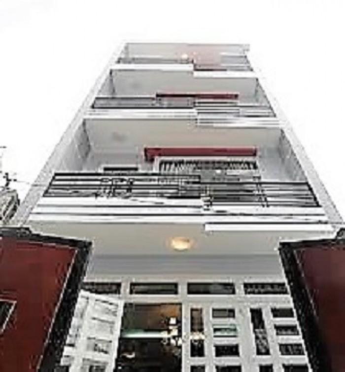 Bán nhà Bùi Văn Thêm, 3 tầng, hẻm xe hơi, công năng đa dạng.