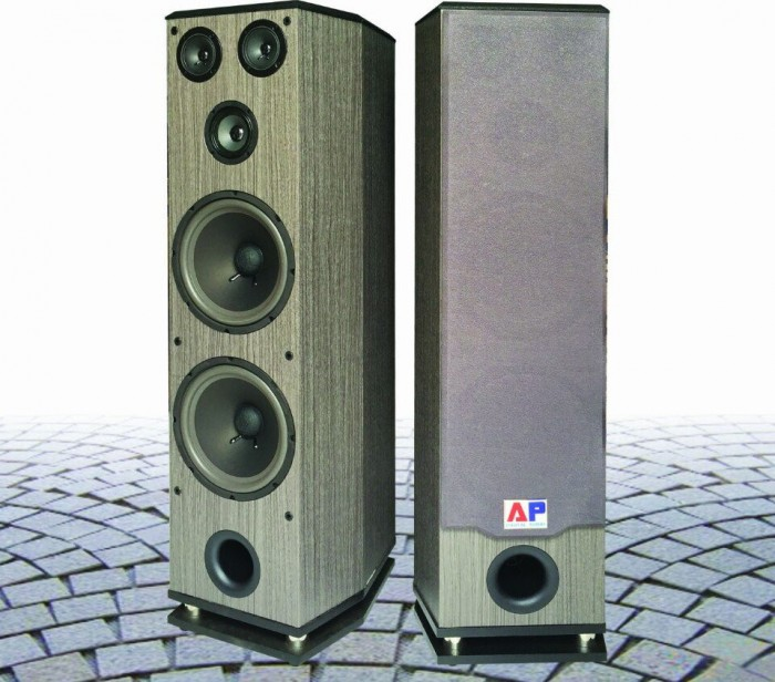 Loa AP nghe nhạc và Karaoke F-68000