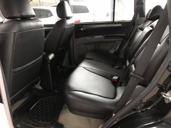 Bán Mitsubishi Pajero Sport 2.5MT màu đen VIP số sàn máy dầu sản xuất 2014 biển Sài Gòn đi đúng 53000km 7