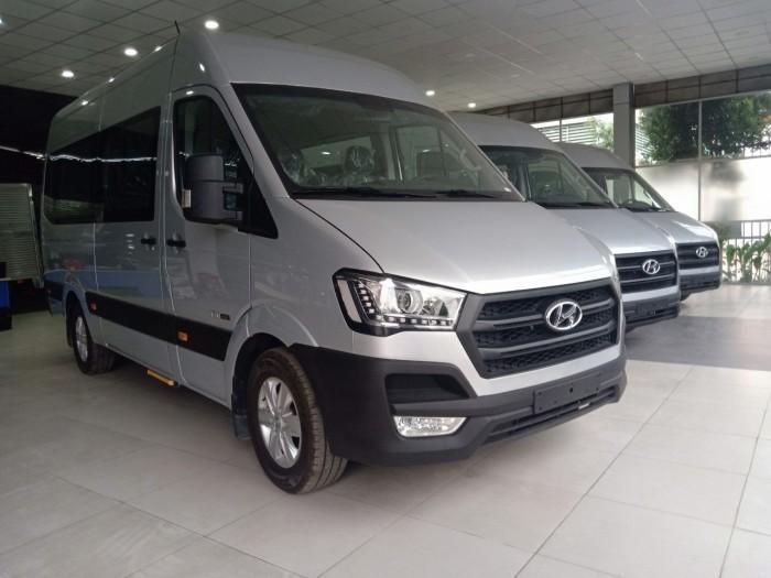 Bán Xe Hyundai Solati 16 Chỗ 2018. 4