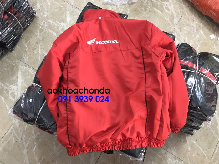 Cung cấp áo khoác gió honda, áo khoác gió yamaha giá rẻ tại tphcm4