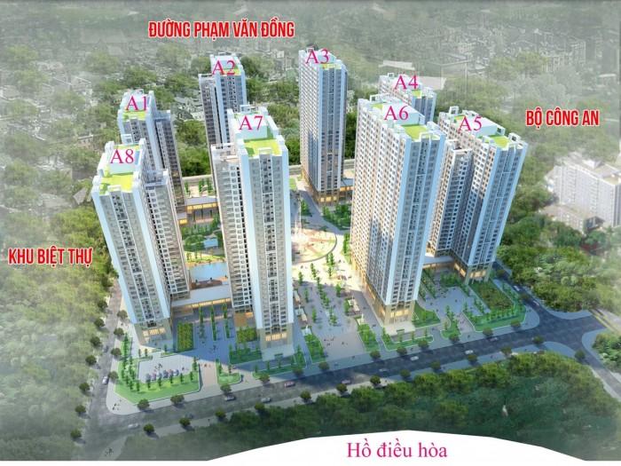 Chính chủ An Bình City bán gấp căn 112m2 view hồ điều hòa, trừ 5% sổ đỏ.