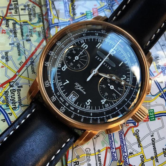 Đồng hồ Zeppelin 7676-21