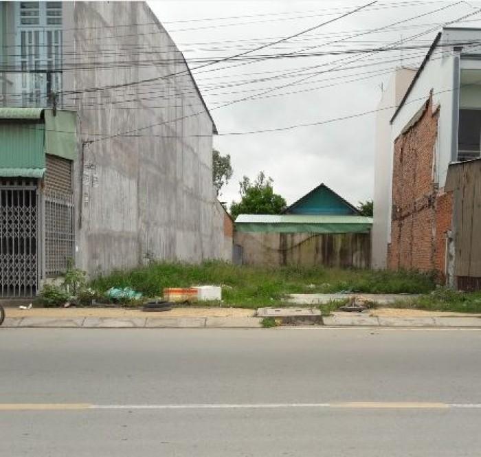 Bán Gấp Lô Đất Ngay Ấp 2 Huyện Bình Chánh 60m²