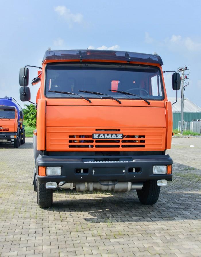 Xe Xăng Dầu Kamaz 6540 (6x4) 23 Khối