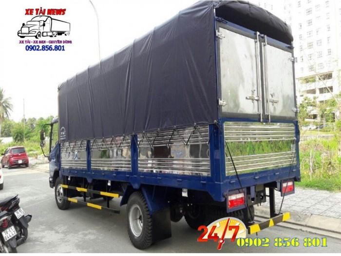 Xe tai Hyundai  7 tấn, thùng dài 6 mét 2, hỗ trợ trả góp. 1