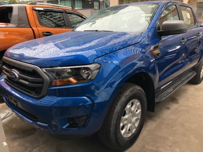 Khuyến mãi mua xe Ford Ranger XLS 2.0L số sàn trả trước 200 triệu giao luôn xe tại Ford Gia Định - Gọi 0966877768 (MrHải 24/24)