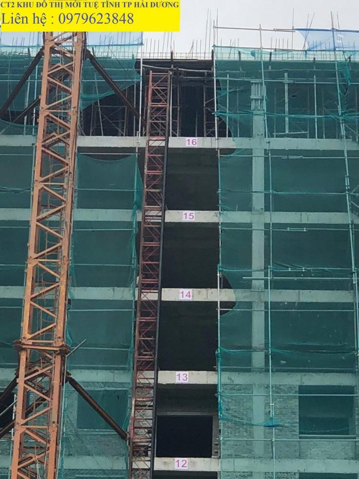Sở hữu căn chung cư giữa trung tâm Thành phố Hải Dương