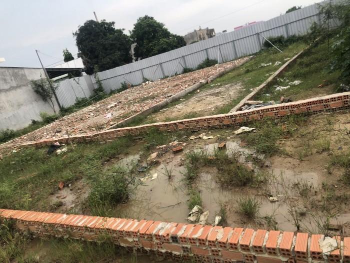 Bán đất 4 x 16 hẻm 257 đường Bình Thành Quận Bình Tân