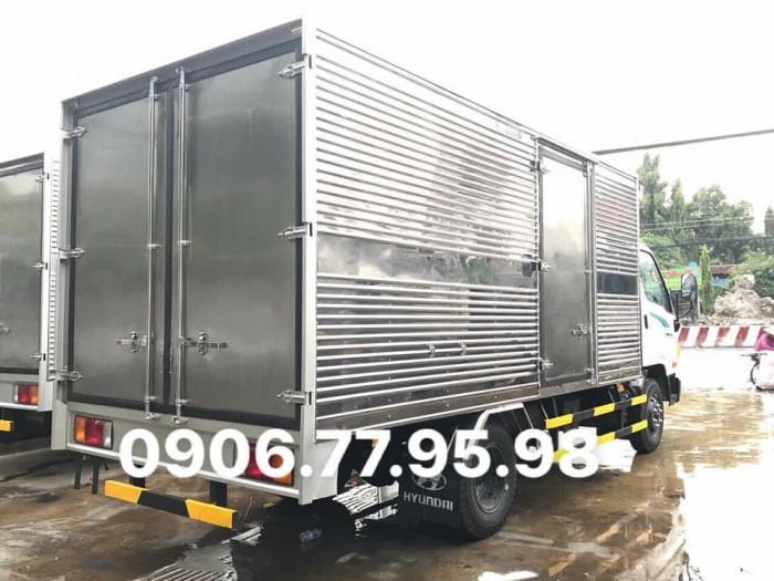 Xe tải HYUNDAI 75S tải trọng 3,490kg - 2018 EURO4 2