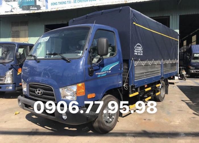 Xe tải HYUNDAI 75S tải trọng 3,490kg - 2018 EURO4 0