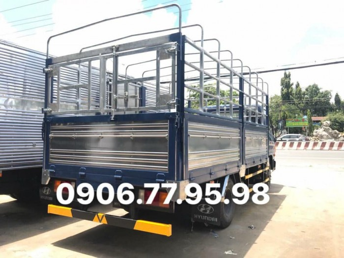 Xe tải HYUNDAI 75S tải trọng 3,490kg - 2018 EURO4