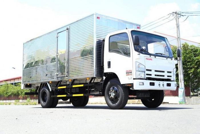Xe tải Isuzu Vĩnh Phát VM NK490SL 1,9T thùng dài 6,2m