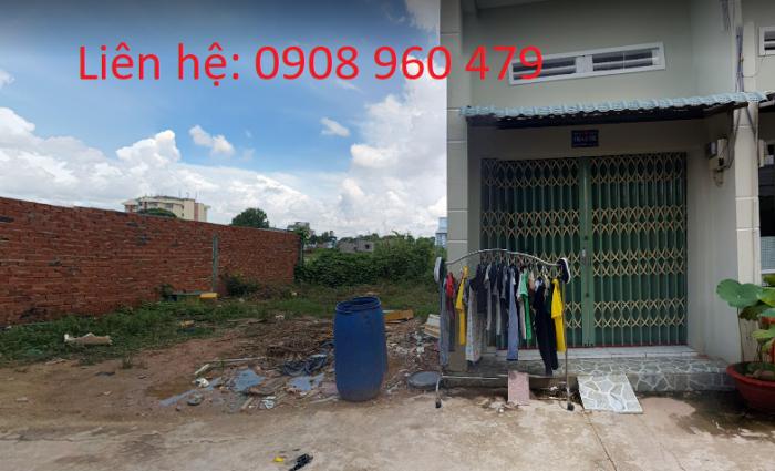 Đất hẻm Nguyễn Thị Tú – Bình Chánh thổ cư 100%, SHR