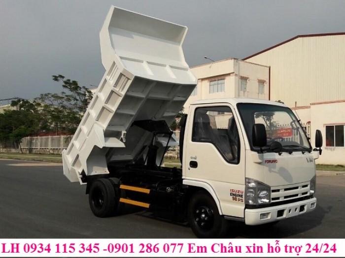 Bán xe tải Isuzu VM Motor Nk 490 / giá tốt nhất /Ô tô Tây Đô CN Kiên Giang