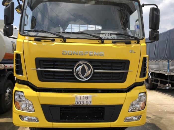 Xe DONGFENG 18 tấn 4 chân động cơ Yuchai 310 mã lực