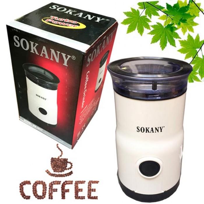 Máy Xay Cafe Sokany Sm 3017 NX12341