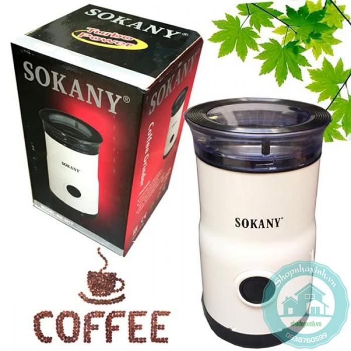 Máy Xay Cafe Sokany Sm 3017 NX12340