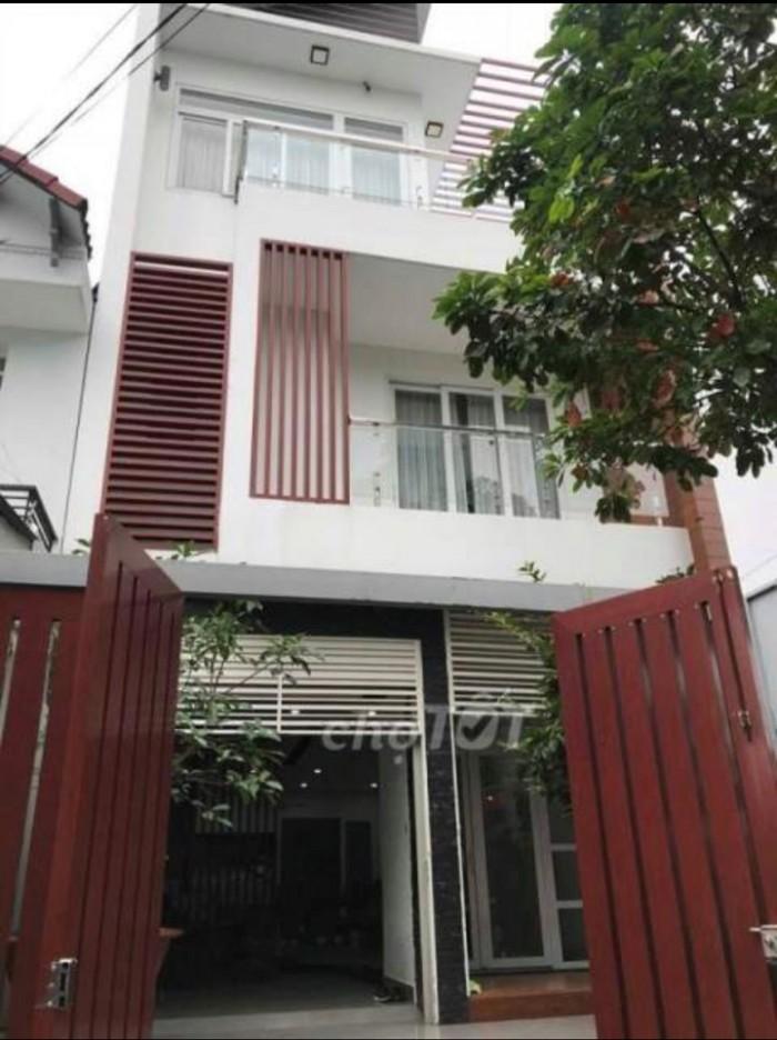 Bán nhà mt đường Tân Mỹ, phường Tân Thuận Tây, quận 7.