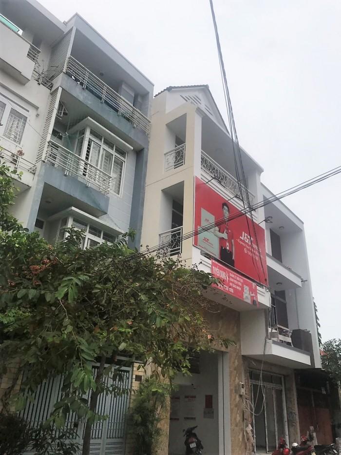 Cần bán  nhà mt đs 77, phường Tân Quy, quận 7.