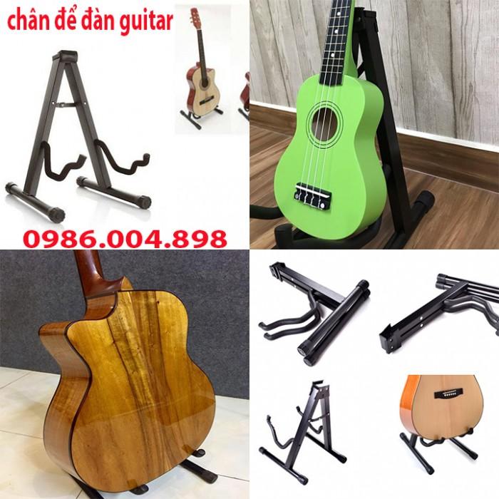 Chân Để Đàn Guitar, Giá Để Đàn Guitar Gấp Gọn0