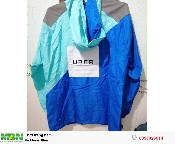 Áo khoác Uber1