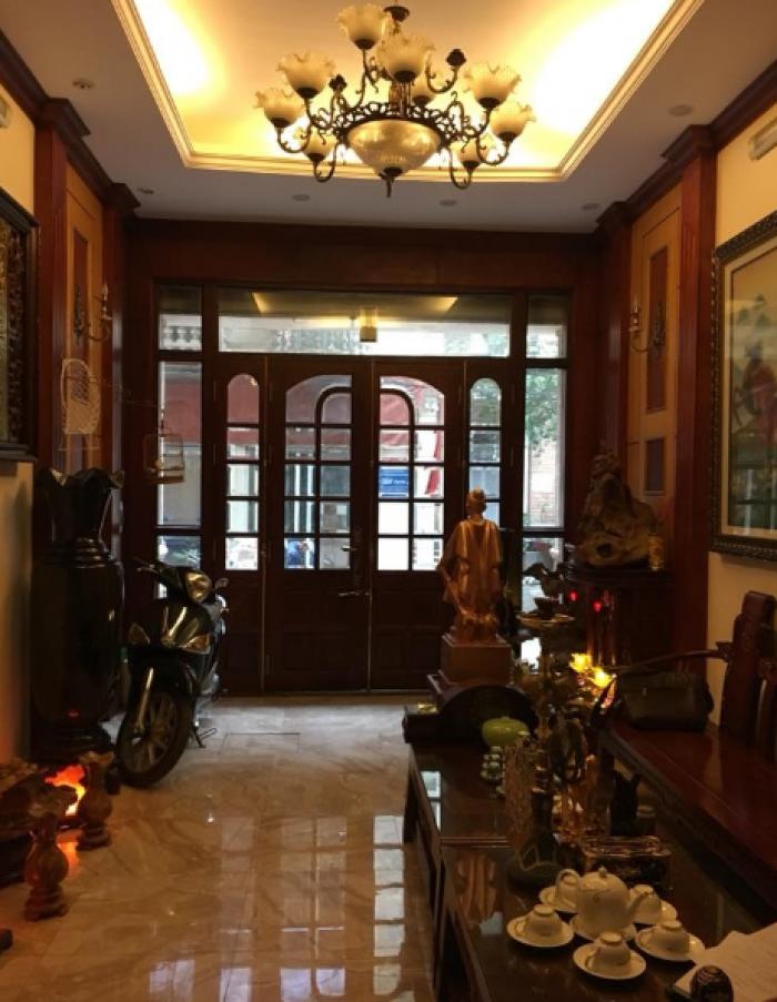 Bán nhà riêng mới đường Nguyễn Ngọc Vũ, Trung Hòa, Cầu Giấy. 27m2 x 5 tầng
