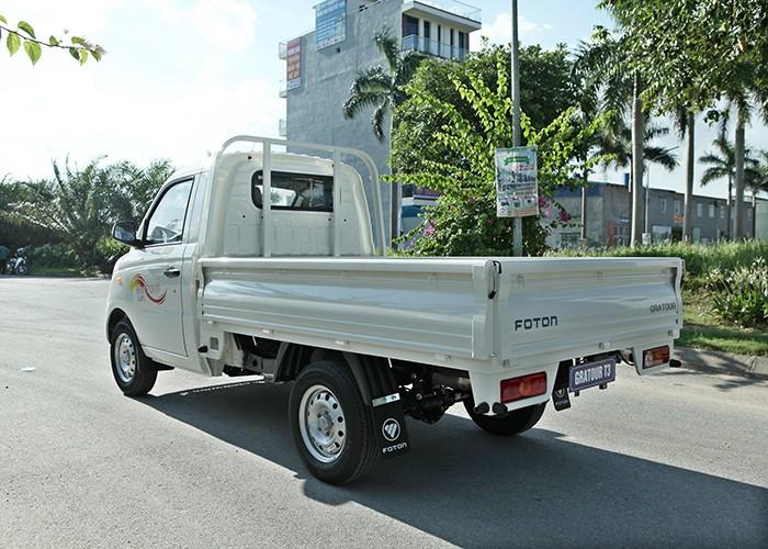 Mua bán xe tải Trường Giang T3 1 tấn - Xe tải nhẹ Foton T3 990kg 5