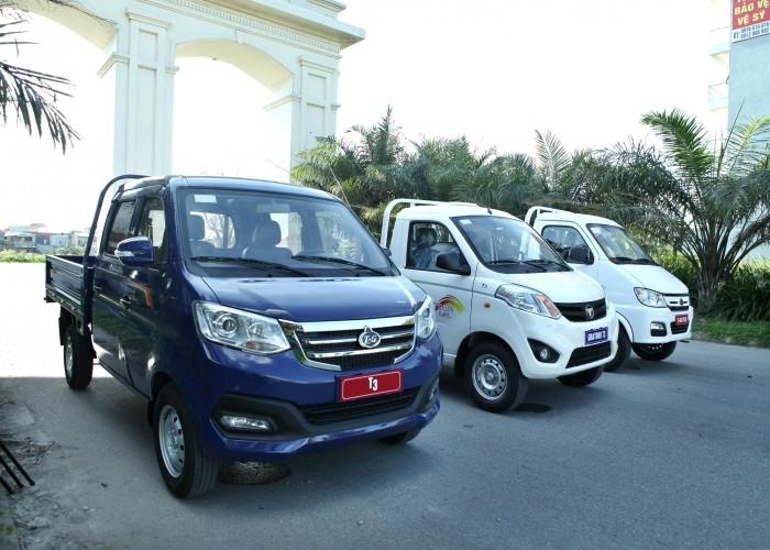 Mua bán xe tải Trường Giang T3 1 tấn - Xe tải nhẹ Foton T3 990kg 3