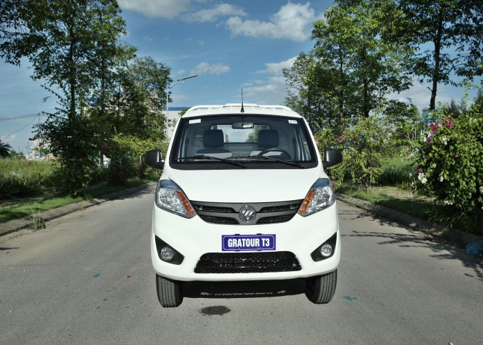Mua bán xe tải Trường Giang T3 1 tấn - Xe tải nhẹ Foton T3 990kg 4