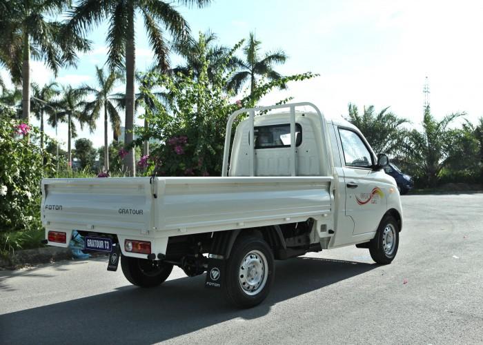 Mua bán xe tải Trường Giang T3 1 tấn - Xe tải nhẹ Foton T3 990kg